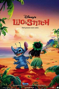 Lilo & Stitch - Poster / Capa / Cartaz - Oficial 1