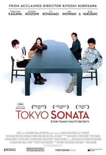 Sonata de Tóquio - Poster / Capa / Cartaz - Oficial 1