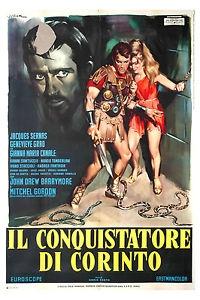 A Destruição de Corinto - Poster / Capa / Cartaz - Oficial 1