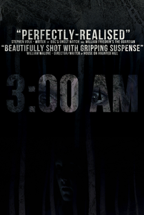 3:00 AM - Poster / Capa / Cartaz - Oficial 1
