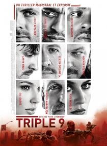 Triple 9: Polícia em Poder da Máfia - Poster / Capa / Cartaz - Oficial 2