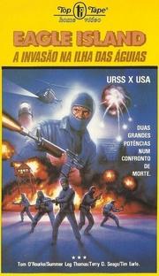 A Invasão na Ilha das Águias - Poster / Capa / Cartaz - Oficial 1