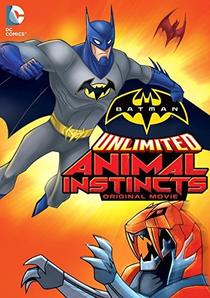 Batman Sem Limites: Instintos Animais - Poster / Capa / Cartaz - Oficial 3