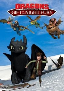 Dragões: O Presente do Fúria da Noite - Poster / Capa / Cartaz - Oficial 5