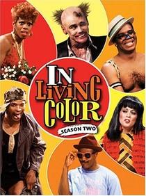 In Living Colors - 2ª temporada - Poster / Capa / Cartaz - Oficial 1