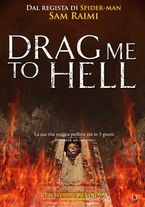 Arraste-me para o Inferno - Poster / Capa / Cartaz - Oficial 11