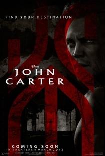 John Carter: Entre Dois Mundos - Poster / Capa / Cartaz - Oficial 9