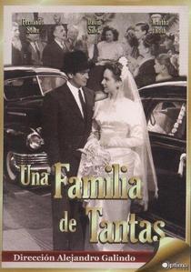 Una familia de tantas - Poster / Capa / Cartaz - Oficial 1