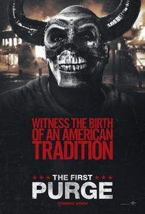 A Primeira Noite de Crime - Poster / Capa / Cartaz - Oficial 7