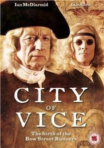 City of Vice  - Poster / Capa / Cartaz - Oficial 2