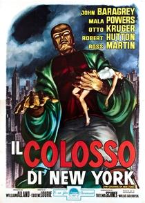 O Monstro de Nova Iorque - Poster / Capa / Cartaz - Oficial 2