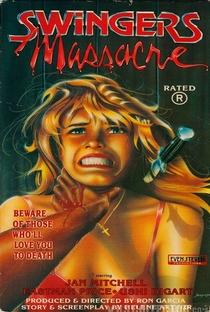 Swingers massacre - Poster / Capa / Cartaz - Oficial 1