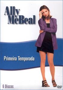 Ally McBeal (1°Temporada) - Poster / Capa / Cartaz - Oficial 2