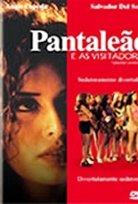 Pantaleão e as Visitadoras - Poster / Capa / Cartaz - Oficial 2