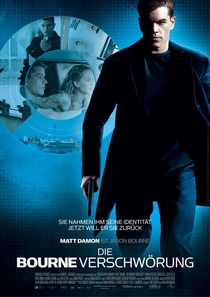 A Supremacia Bourne - Poster / Capa / Cartaz - Oficial 5