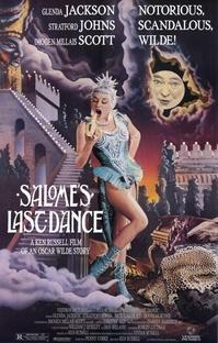 A Última Dança de Salomé - Poster / Capa / Cartaz - Oficial 1