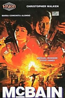 McBain - O Guerreiro Moderno - Poster / Capa / Cartaz - Oficial 4