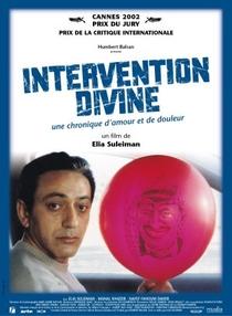 Intervenção Divina - Poster / Capa / Cartaz - Oficial 1