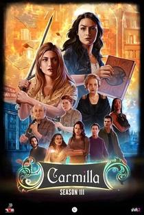 Carmilla (3ª Temporada) - Poster / Capa / Cartaz - Oficial 1