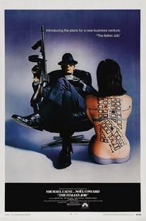Um Golpe à Italiana - Poster / Capa / Cartaz - Oficial 2