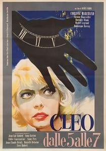 Cléo das 5 às 7 - Poster / Capa / Cartaz - Oficial 8