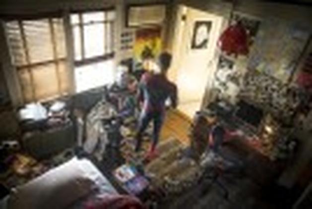 """Bastidores de """"O Espetacular Homem Aranha 2″ e Paul Giamatti falando sobre sequência"""
