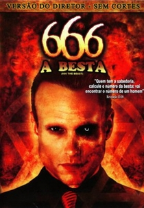 666 A Besta - Poster / Capa / Cartaz - Oficial 1