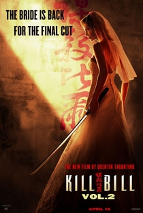 Kill Bill: Volume 2 - Poster / Capa / Cartaz - Oficial 1