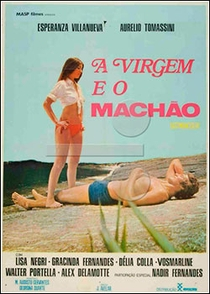 A Virgem e o Machão - Poster / Capa / Cartaz - Oficial 1