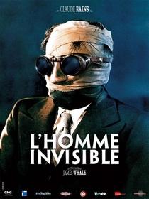 O Homem Invisível - Poster / Capa / Cartaz - Oficial 5