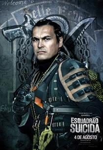 Esquadrão Suicida - Poster / Capa / Cartaz - Oficial 50