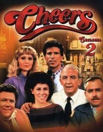 Cheers (2ª Temporada) - Poster / Capa / Cartaz - Oficial 1