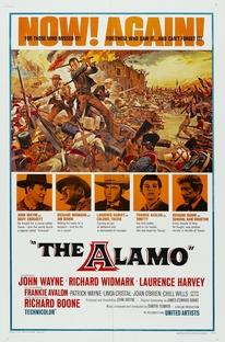 O Álamo - Poster / Capa / Cartaz - Oficial 4