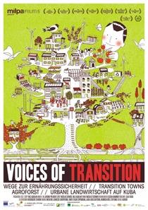 Vozes da Transição - Poster / Capa / Cartaz - Oficial 1