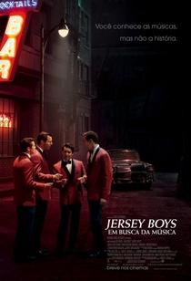 Jersey Boys - Em Busca da Música - Poster / Capa / Cartaz - Oficial 2