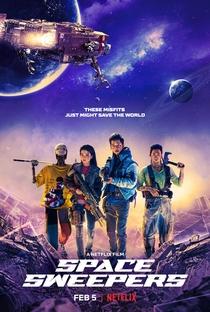 Nova Ordem Espacial - Poster / Capa / Cartaz - Oficial 3
