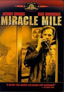 Miracle Mile - Poster / Capa / Cartaz - Oficial 4