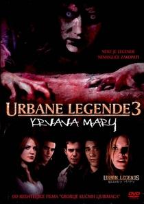 Lenda Urbana 3: A Vingança de Mary - Poster / Capa / Cartaz - Oficial 3