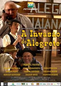 A Invasão do Alegrete - Poster / Capa / Cartaz - Oficial 2