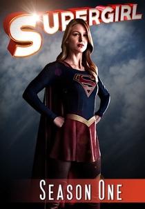 Supergirl (1ª Temporada) - Poster / Capa / Cartaz - Oficial 3