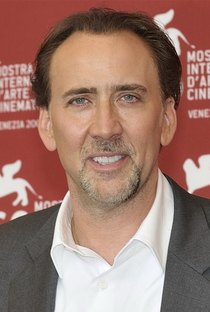 Nicolas Cage - Poster / Capa / Cartaz - Oficial 7