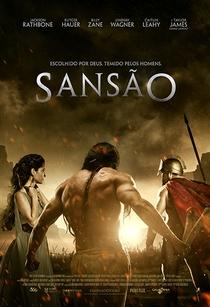 Sansão - Poster / Capa / Cartaz - Oficial 4