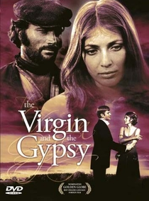 A Virgem e o Cigano - Poster / Capa / Cartaz - Oficial 1