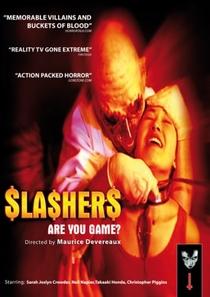 Slashers - Poster / Capa / Cartaz - Oficial 1