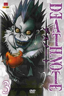 Death Note (1ª Temporada) - Poster / Capa / Cartaz - Oficial 40