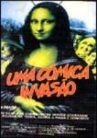Uma Cômica Invasão - Poster / Capa / Cartaz - Oficial 3