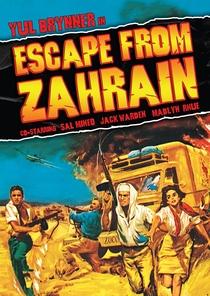 Os Fugitivos de Zahrain - Poster / Capa / Cartaz - Oficial 1