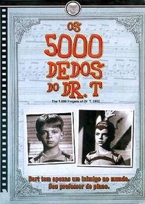 Os 5.000 Dedos do Dr. T. - Poster / Capa / Cartaz - Oficial 2
