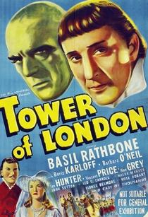 A Torre de Londres - Poster / Capa / Cartaz - Oficial 1