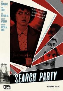 Search Party (2ª Temporada) - Poster / Capa / Cartaz - Oficial 1